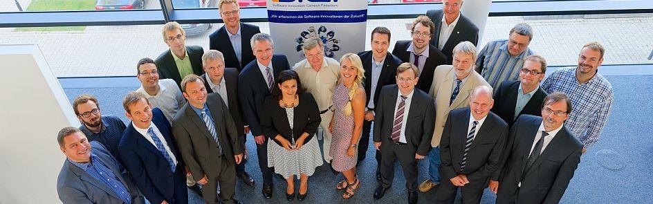 Mitglieder des SICP - Software Innovation Campus Paderborn